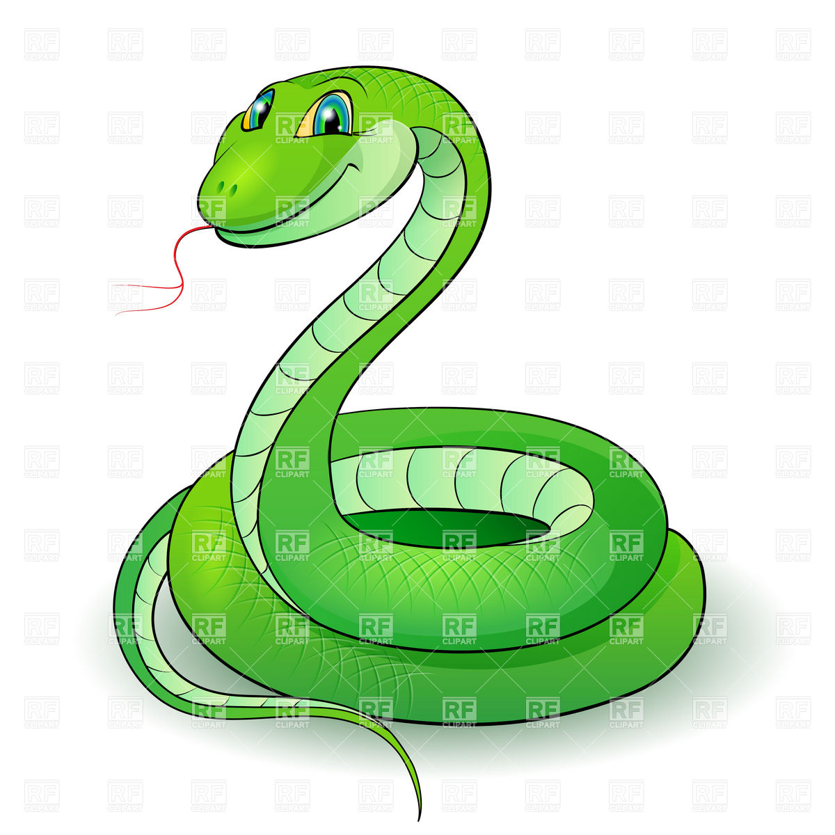 1200x1200 28+ Collection of Snake Clipart Cute High quality, free cliparts
