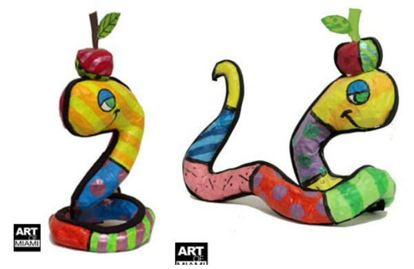 600x390 10 Amazingly Colorful Romero Britto Art Projects For Kids