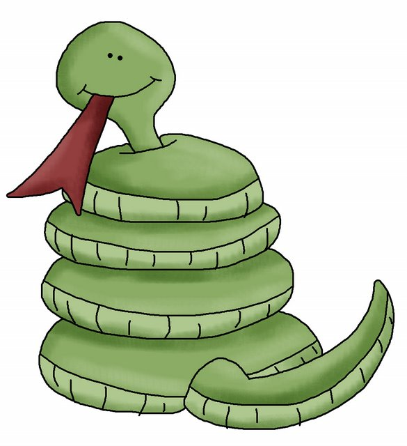 585x640 Cartoon Snake Clipart Free Download Clip Art