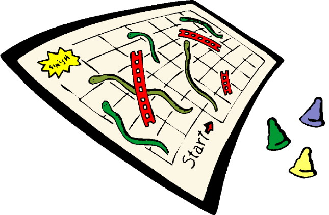 645x422 Snakes And Ladders Clipart