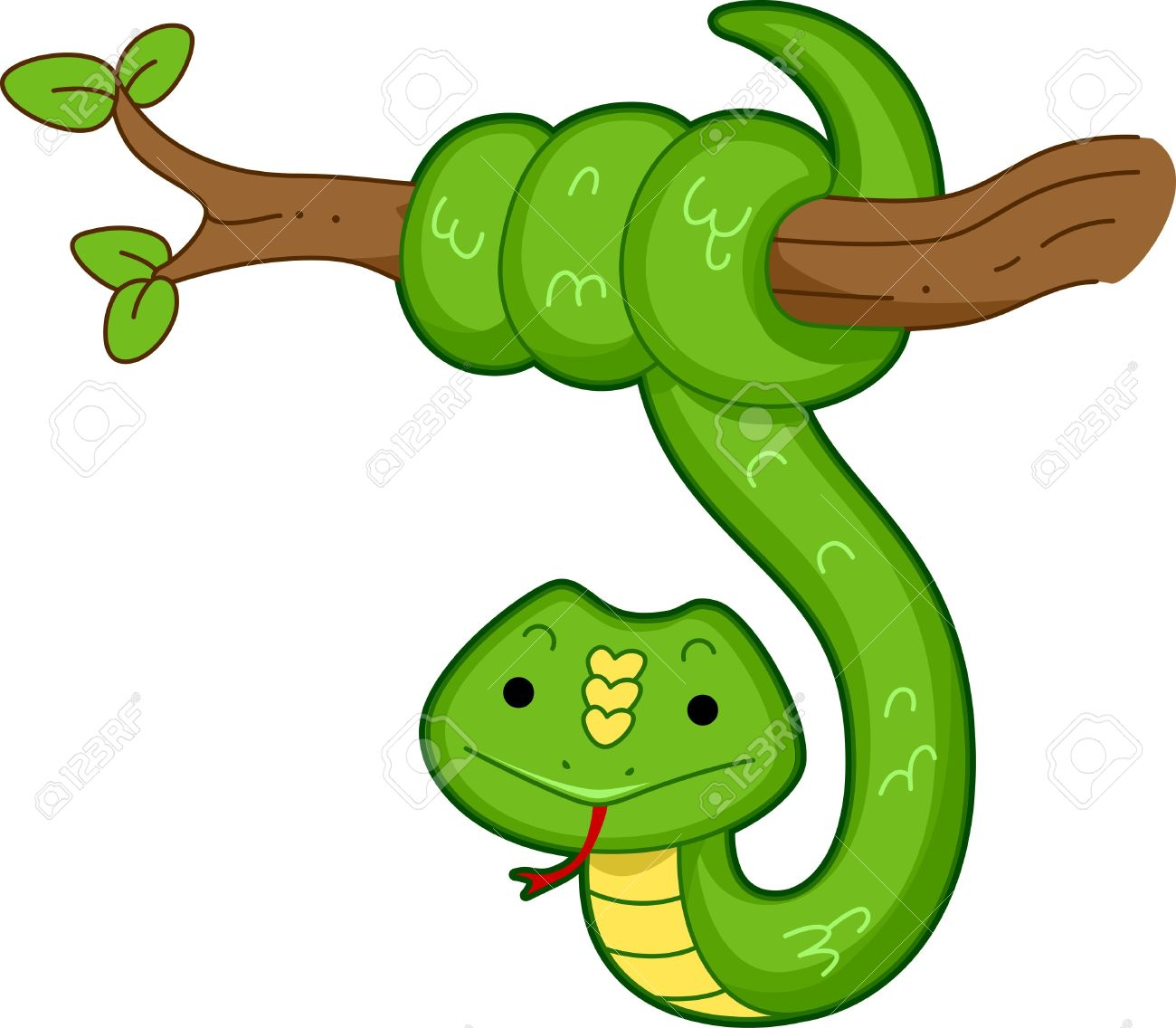 1300x1136 Coiled Snake Clipart 1590 Free Clipart Of A Snake