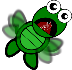 Snapping Turtle Clipart