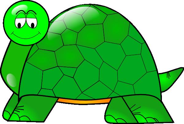 600x406 Turtle Clip Art Free Vector 4vector
