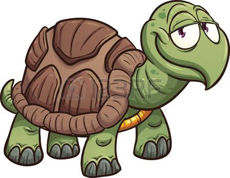 450x349 Turtle Clipart Cartooonish
