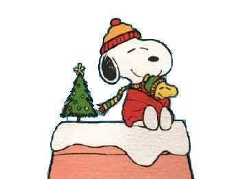 350x262 Christmas Snoopy Clip Art Charlie Brown Snoopy