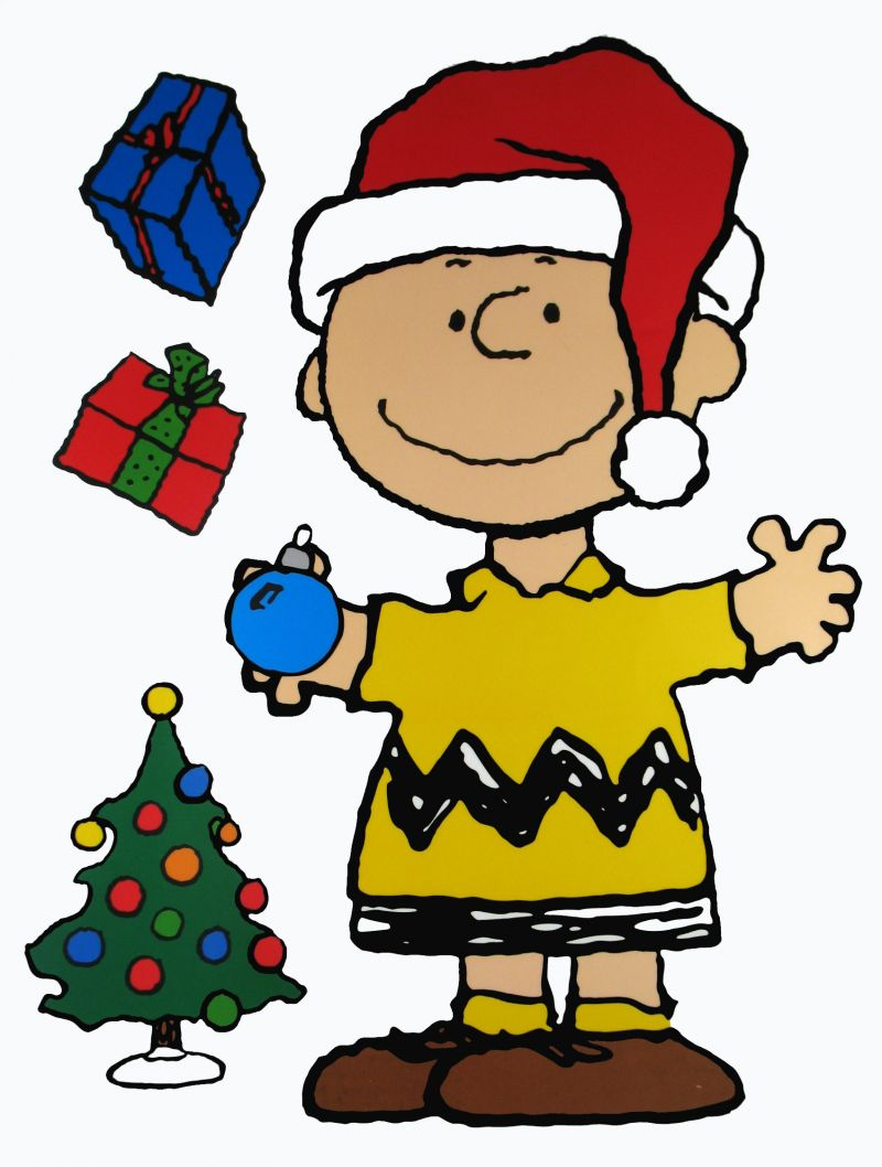 800x1058 Charlie Brown Christmas Clipart