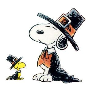 300x300 Free Snoopy Thanksgiving Clip Art 101 Clip Art