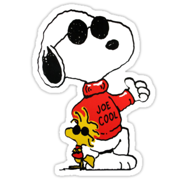 375x360 Joe Cool Snoopy Clipart Free Clip Art Images Clipart