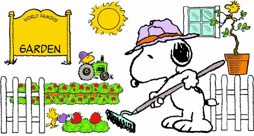 500x269 Snoopy Spring Clip Art Clipart