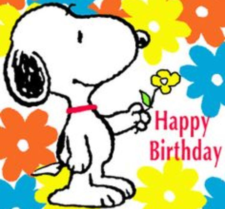 720x669 Snoopy Birthday Clipart