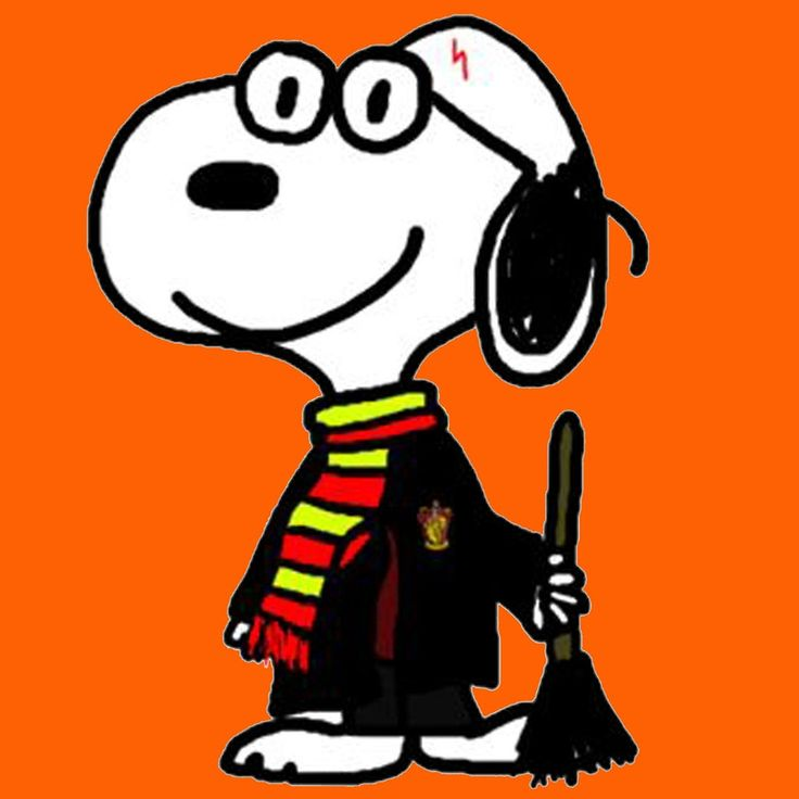 Snoopy Halloween Clipart