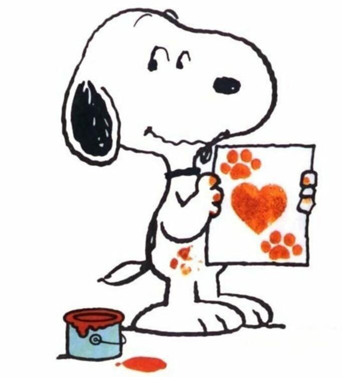682x751 Peanuts Valentines Clip Art 1 12 172857
