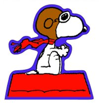 200x209 Snoopy Clipart Small