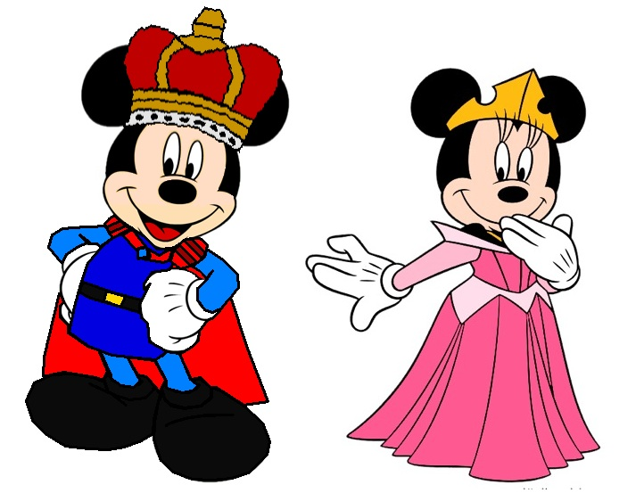 722x553 Minnie Mouse Clip Art Image Free