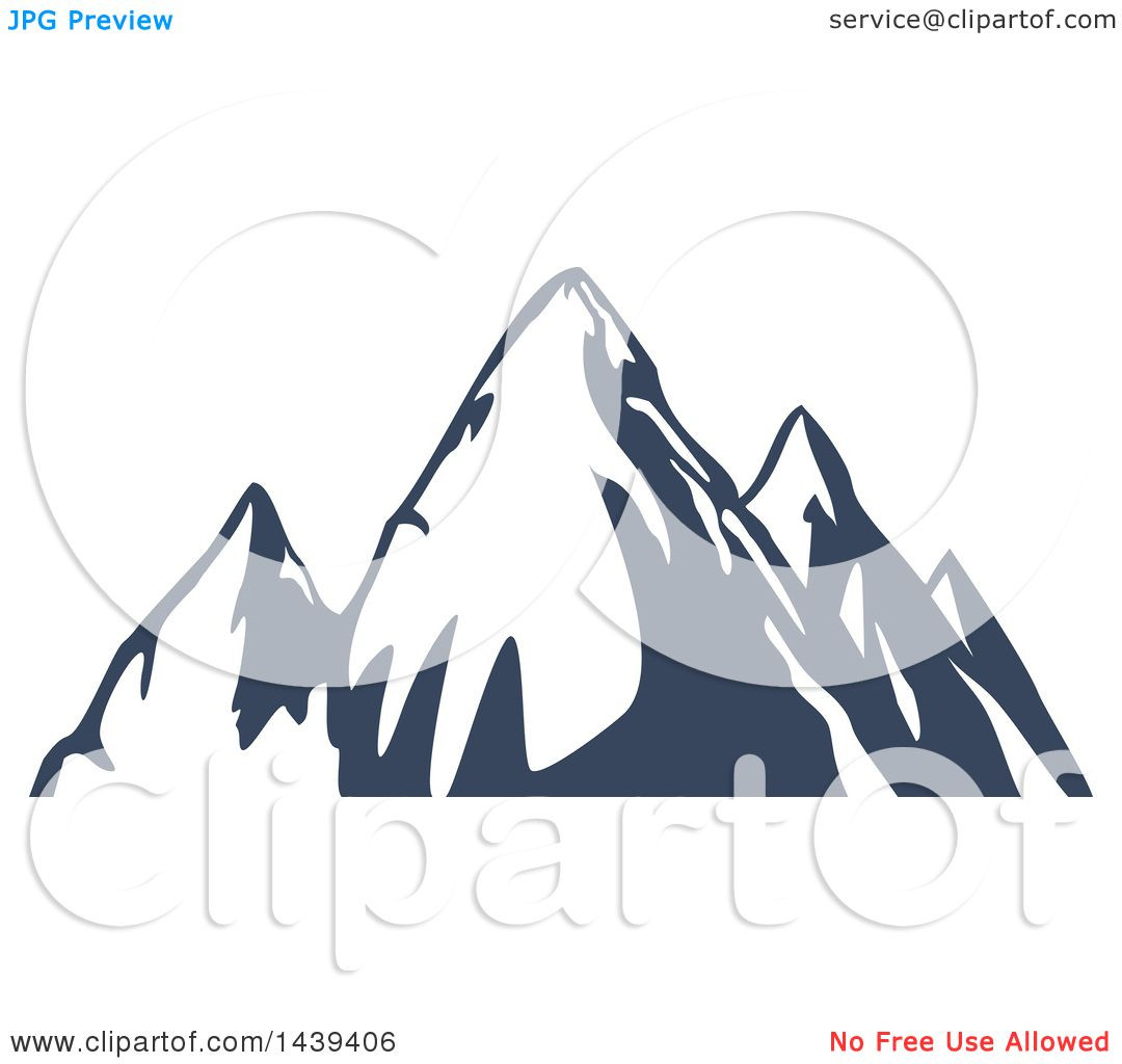 1080x1024 Trend Mountains Clip Art Snowy Mountain Transparent Png Image Fine