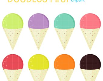 340x270 Cone Clipart Etsy