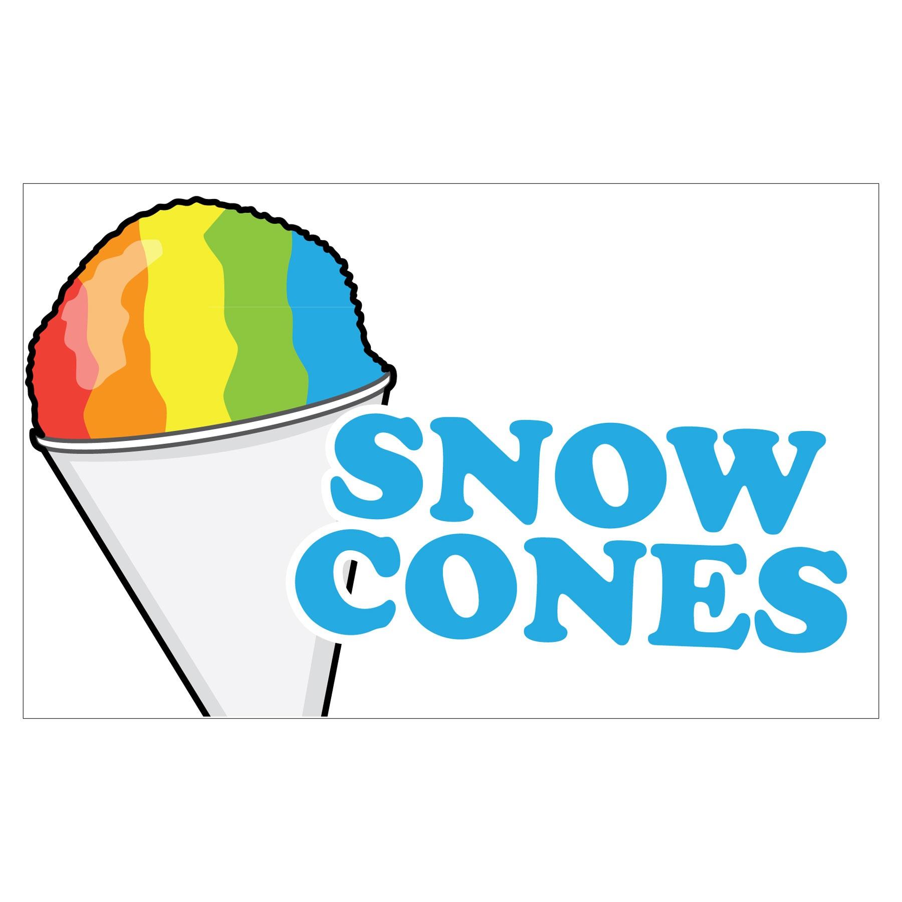 1800x1800 Funny Snow Cone Clip Art Free Image