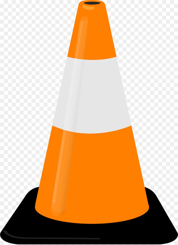 900x1240 Ice Cream Cones Traffic Cone Clip Art