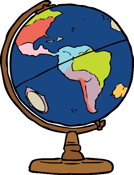 456x596 Globe Cliparts Free Download Clip Art