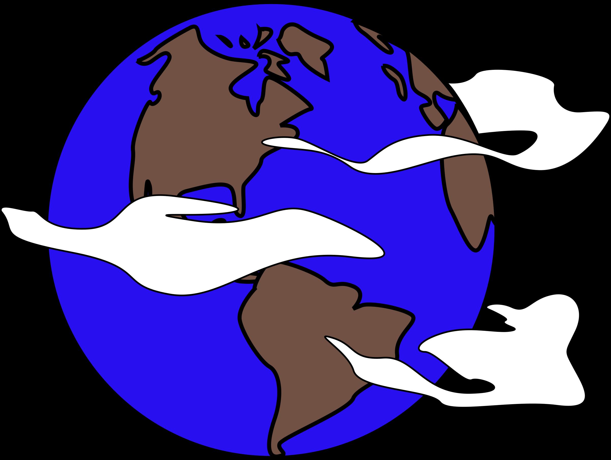 2400x1805 Globe Clip Art Images Free
