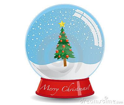 400x337 Christmas Ornaments Clipart Globe