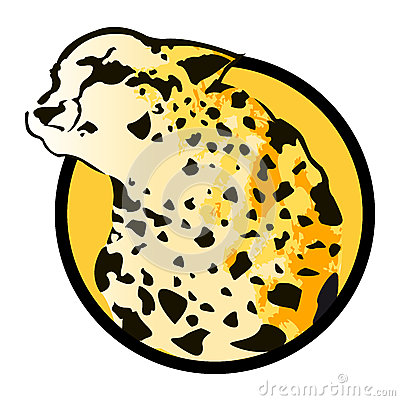 400x401 Leopard Clipart Ocelot