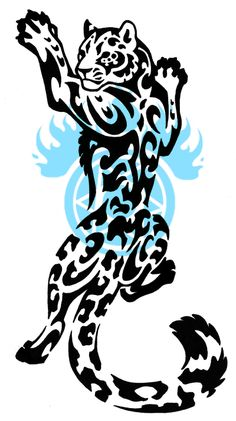 236x421 Snow Leopard Totem More Tattoo Ideas Snow Leopard