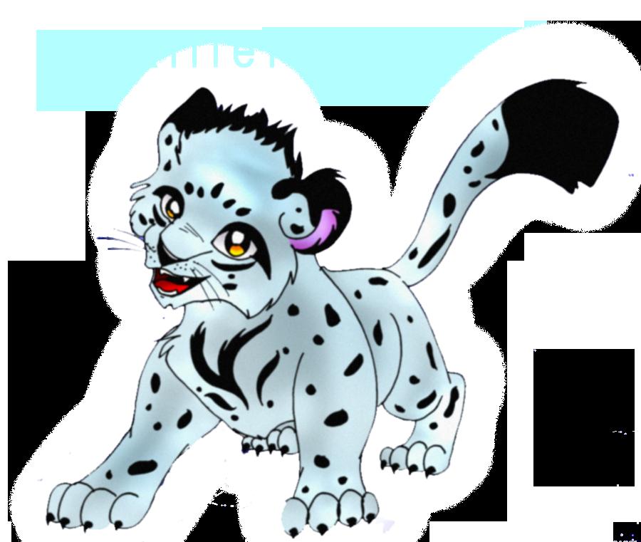 900x761 Snow Leopard Cub By Killersandy