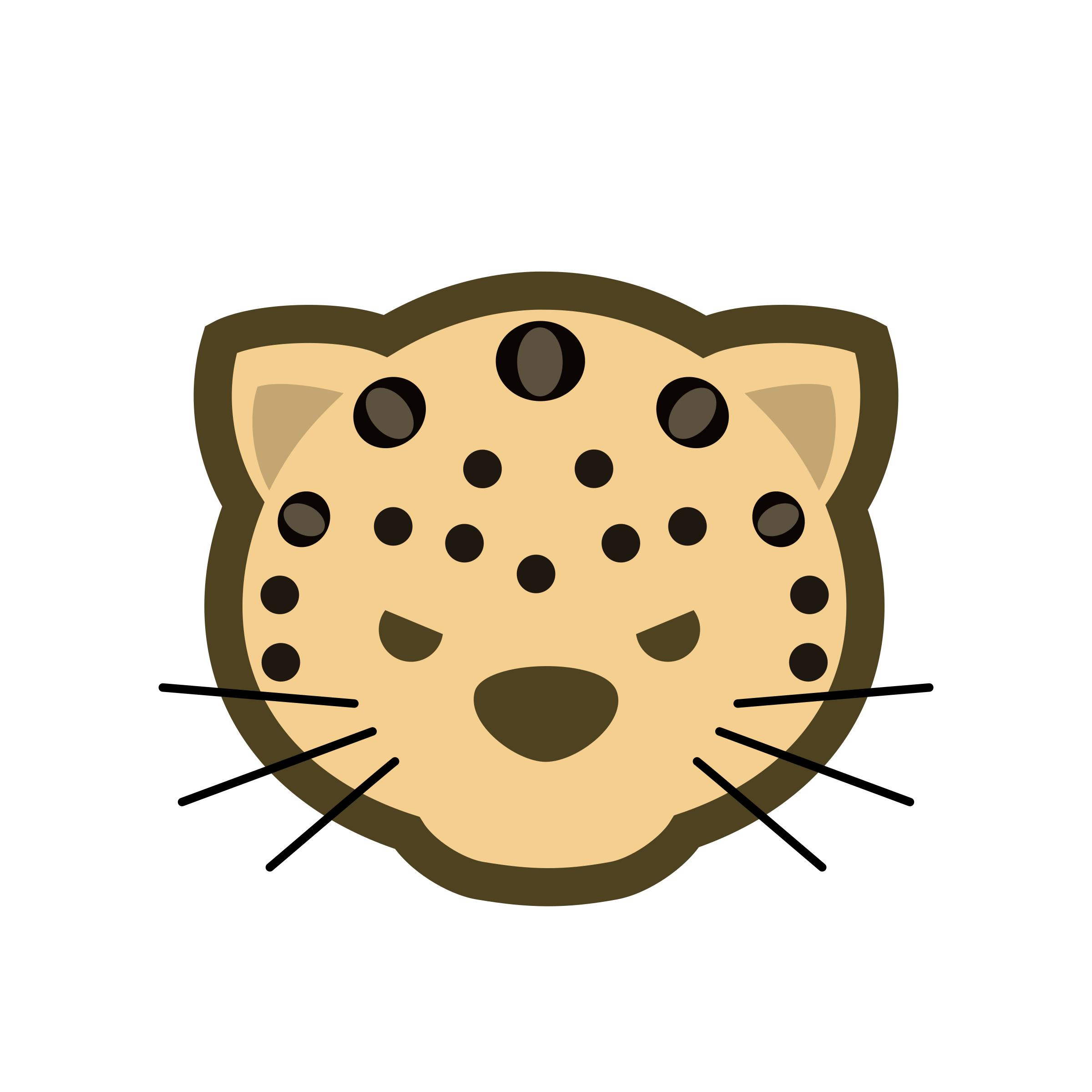 2400x2400 Snow Leopard Icons Png