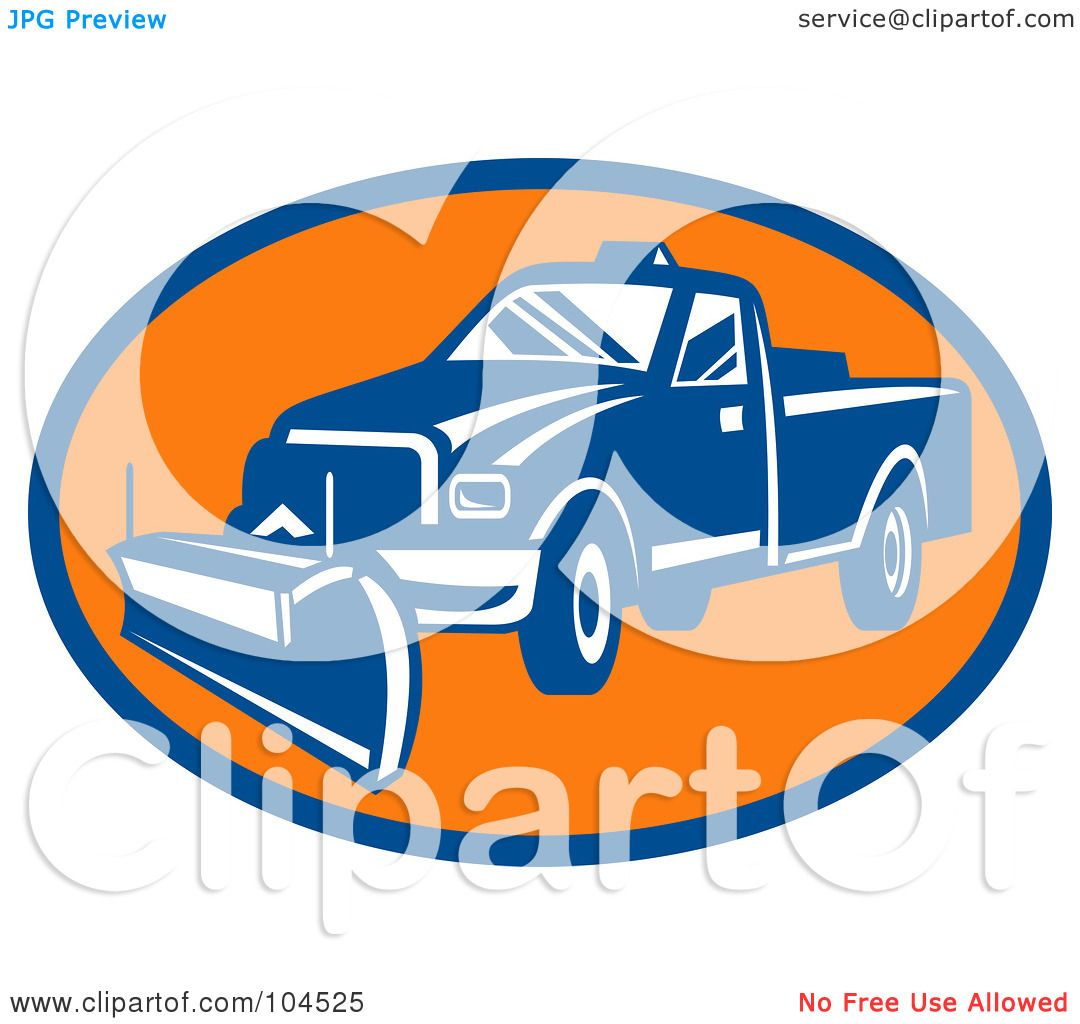 1080x1024 Royalty Free (Rf) Clipart Illustration Of A Blue And Orange Snow