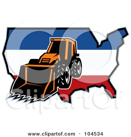450x470 Royalty Free (Rf) Snow Removal Clipart, Illustrations, Vector