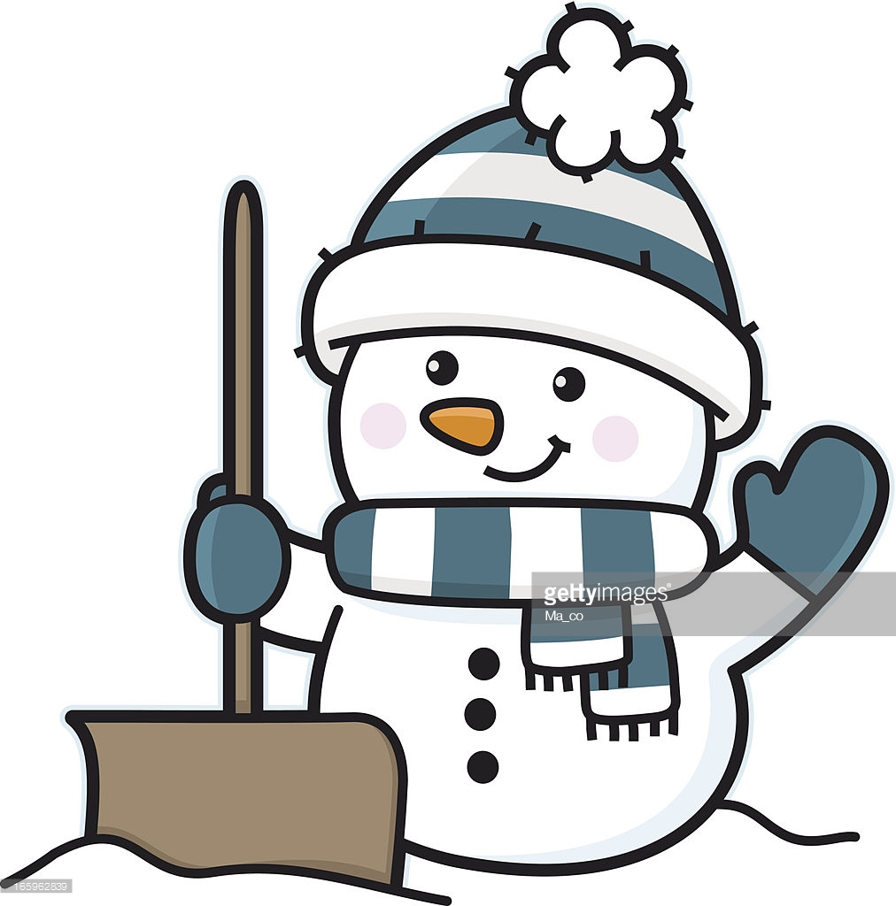 1012x1024 Snow Shovel Clipart