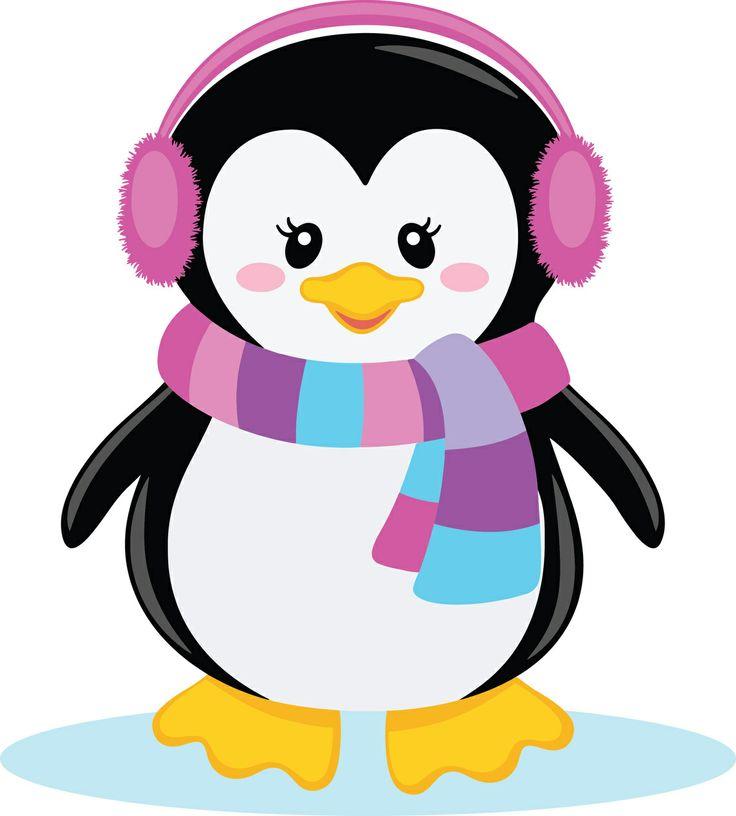 736x816 Winter Girl Cliparts