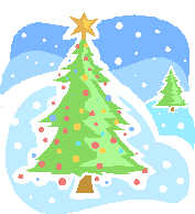 177x194 Christmas Tree In Snow Clipart, Photo, Images, And Cartoon