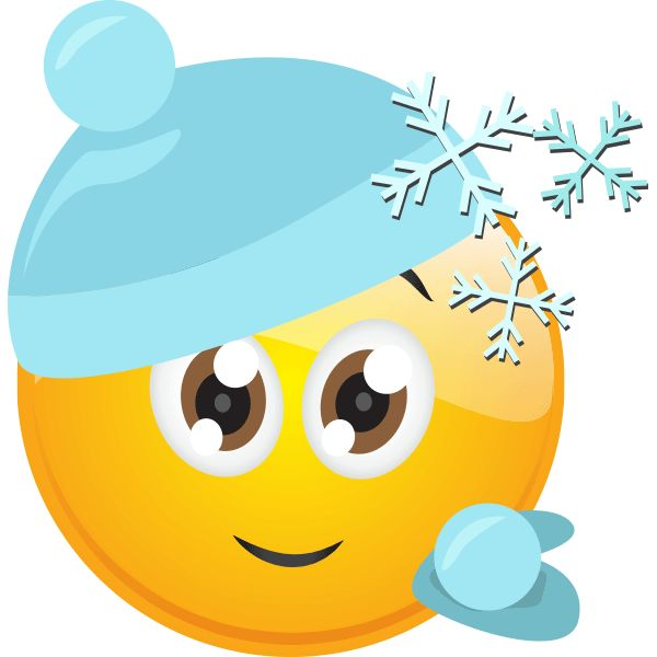 Snowball Fight Clipart