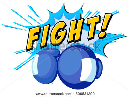 450x336 Fight Clipart