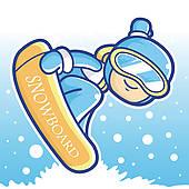 170x170 Snowboard Microsoft Clipart