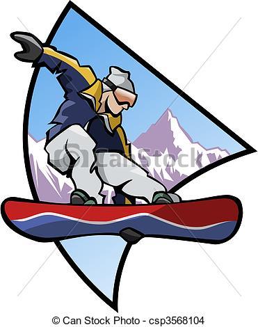 371x470 Snowboard Logo