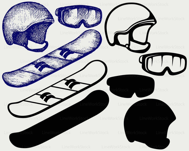 1500x1200 Snowboarding Svgsnowboarding Clipartsnowboarding Svg