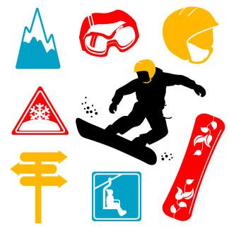 324x324 Ski Clip Art
