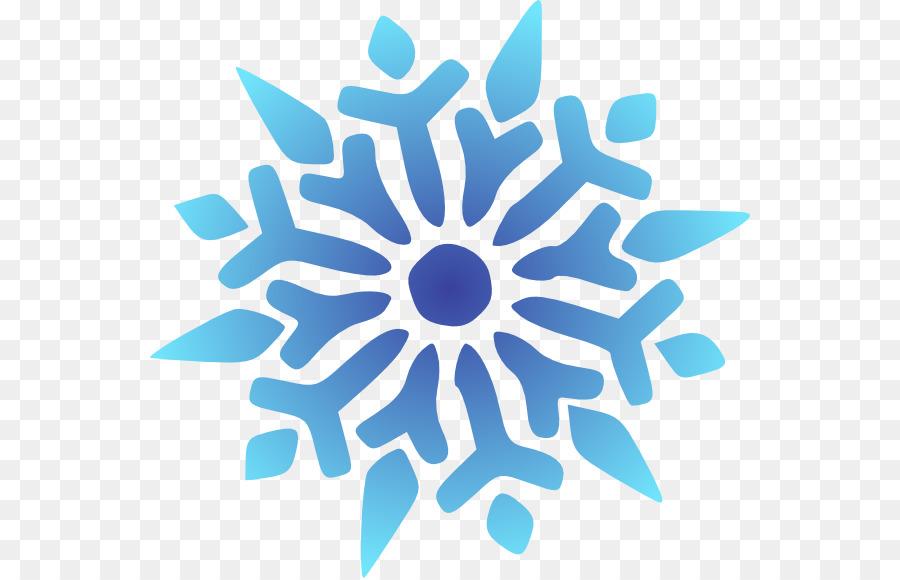 900x580 Transparent Snowflake Clipart Free