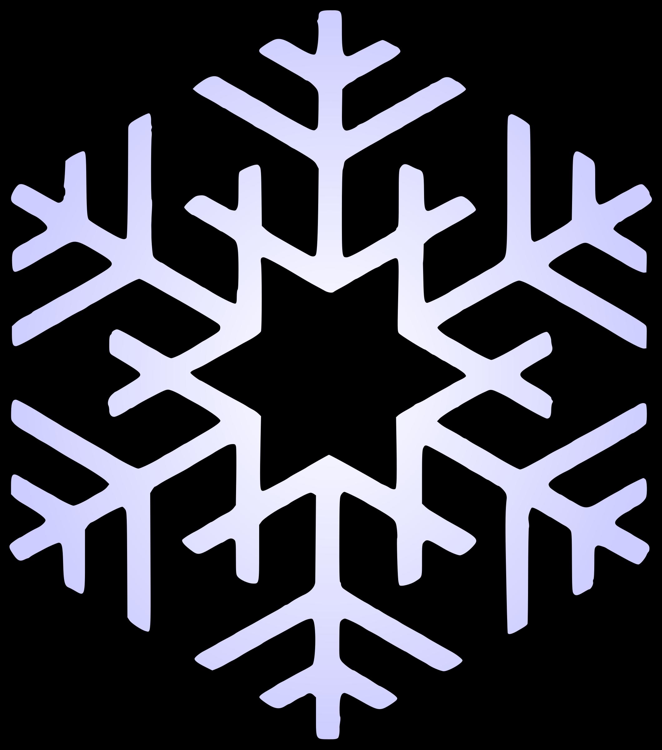2120x2400 Extraordinary Inspiration Clipart Snowflake Snowflakes Free Public