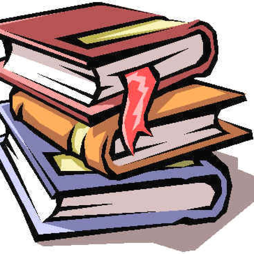 1024x1024 Free Clipart Of Books