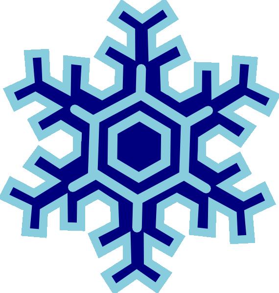570x598 Snowflake Clipart Transparent Background Clipart Panda