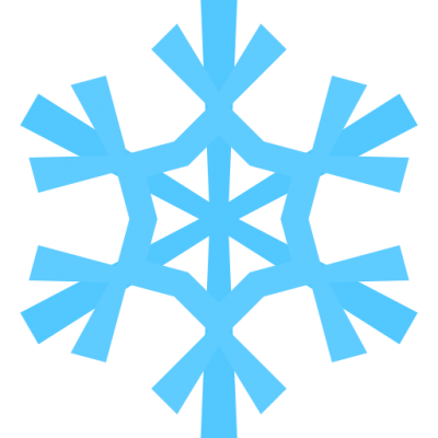 400x400 Snowflake Clipart Clipartaz Free Clipart Collection