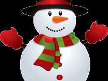 220x165 Christmas Snowman Clipart Christmas Snowman Clip Art Clip Art