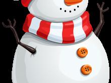 220x165 Cute Snowman Clipart Cute Snowman Free Clipart School Clipart