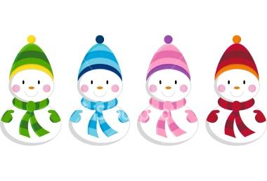 380x258 Snowman Clip Art 84
