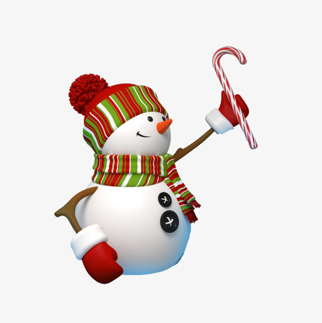 650x651 Snowman Crutches, Cartoon, Red Gloves, Smiley Face Png Image