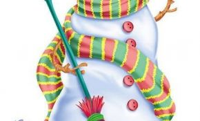 290x175 Snowman Face Clipart Beautiful Christmas Snowman Clip Art